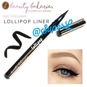 2/$25 Beauty Bakerie GEL EYELINER LOLLIPOP LINER